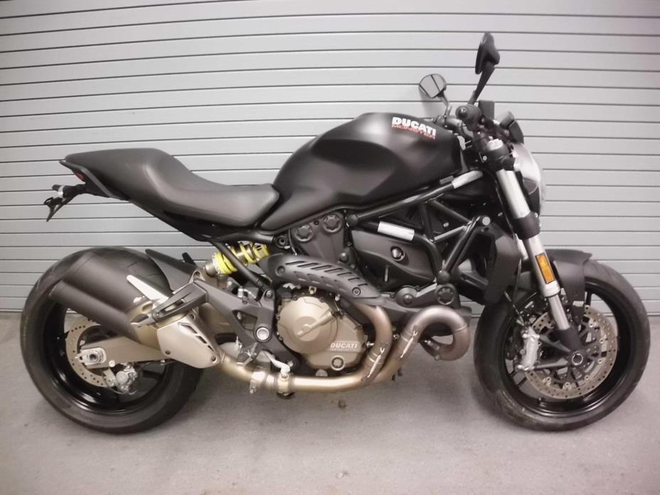 ducati monster 821 motorcycles for sale in ohio