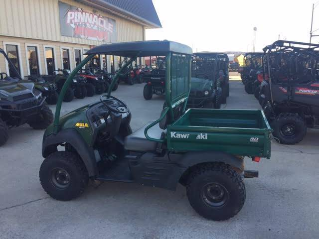 2007 Kawasaki Mule 4x4 Motorcycles for sale