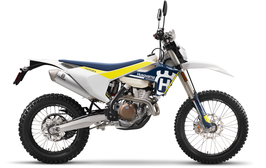 2017  Husqvarna  FE 250