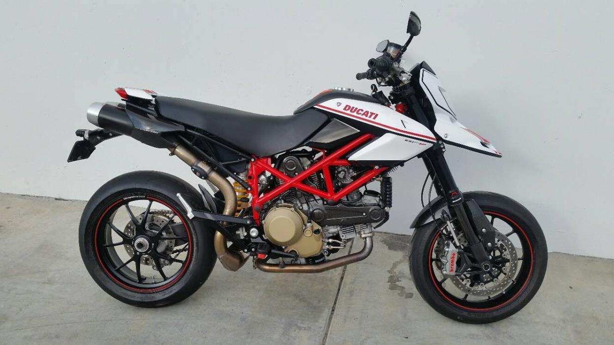 ducati hypermotard 1100 evo sp motorcycles for sale. Black Bedroom Furniture Sets. Home Design Ideas