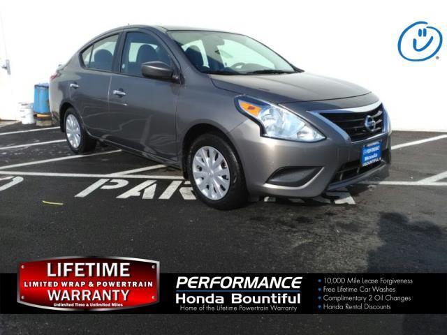 Nissan Dealership Utah >> Nissan Versa Idaho Cars for sale