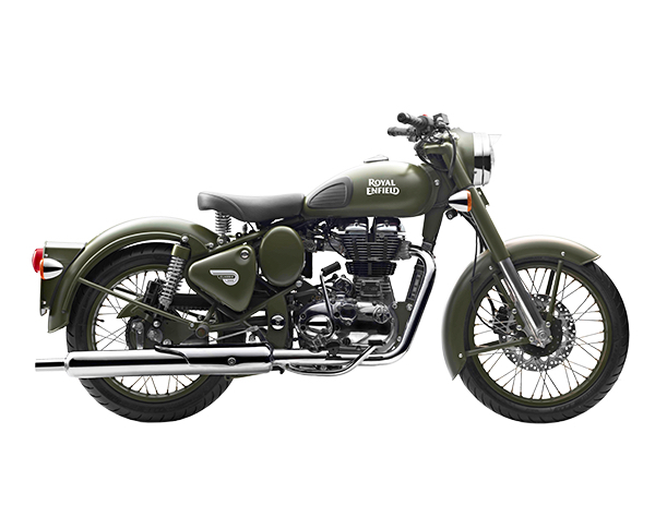 2017 Royal Enfield MILITARY