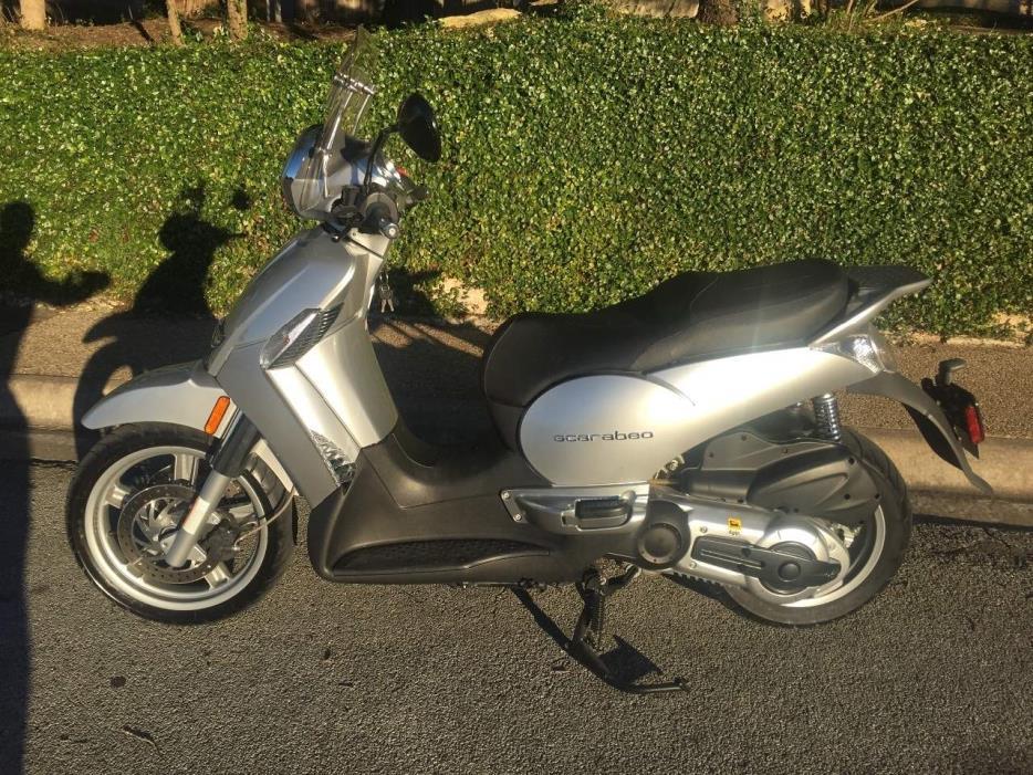 2008 Aprilia SCARABEO 500