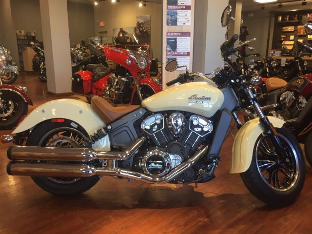 2017 Indian Scout Scout
