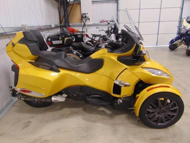 Can Am Spyder Rts Se5 motorcycles for sale