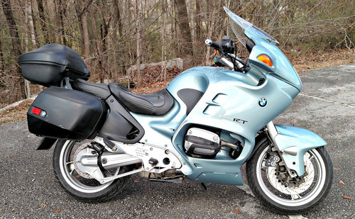 1999 BMW R 1100 Rt Abs