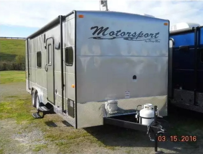 2016 Play-Mor Motorsport 8227C