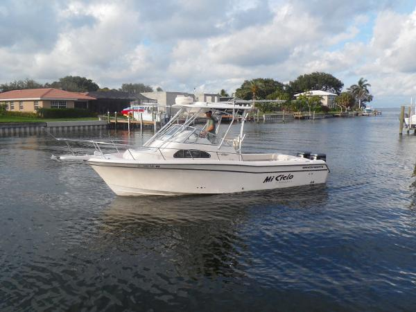 2001 Grady-White Sailfish 282