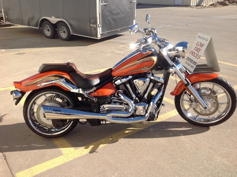 Yamaha raider scl motorcycles for sale in iowa for Yamaha dealer des moines