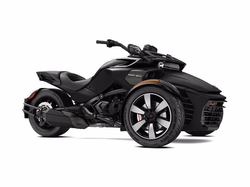 2017 Can-Am Spyder F3-S