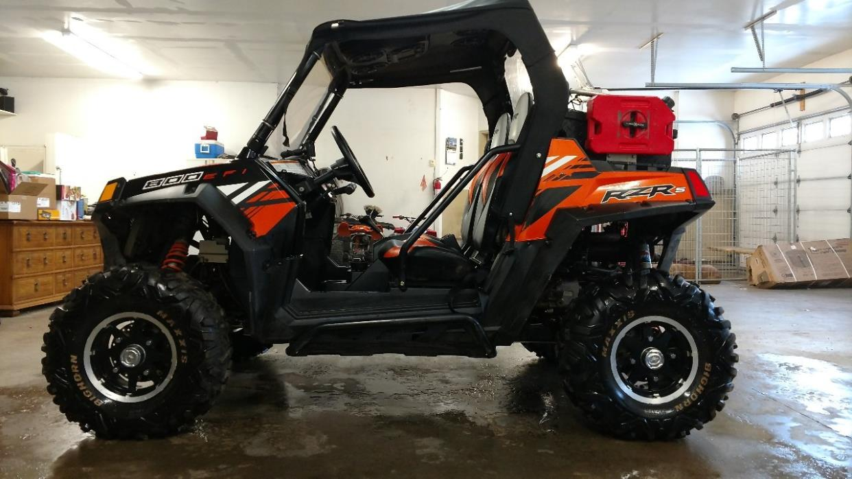 2012 polaris rzr 800 s vehicles for sale. Black Bedroom Furniture Sets. Home Design Ideas