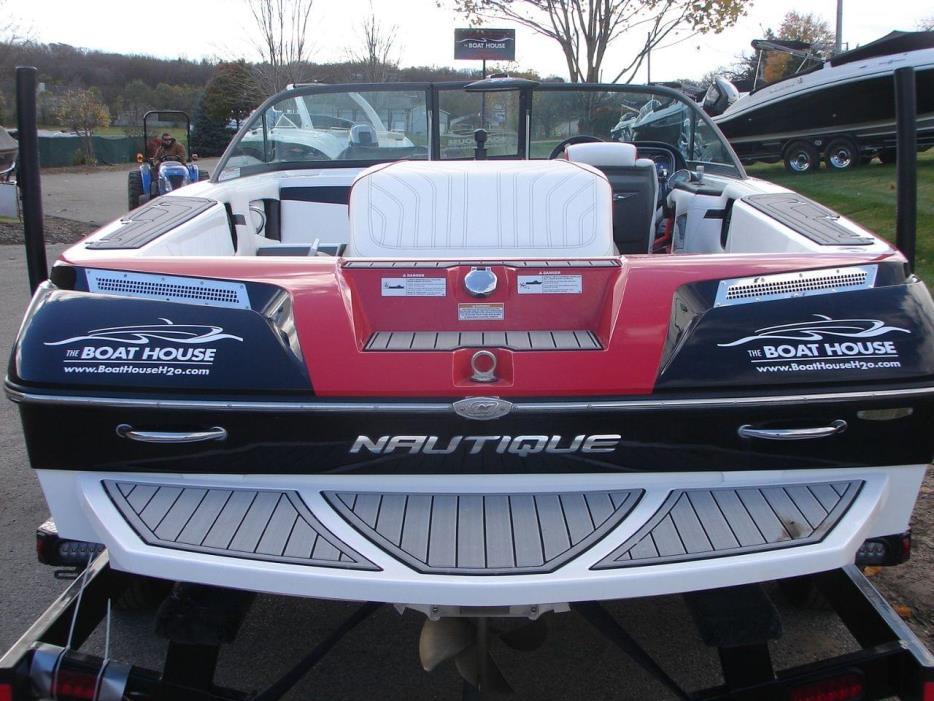 2016 Nautique 200 OB, 1