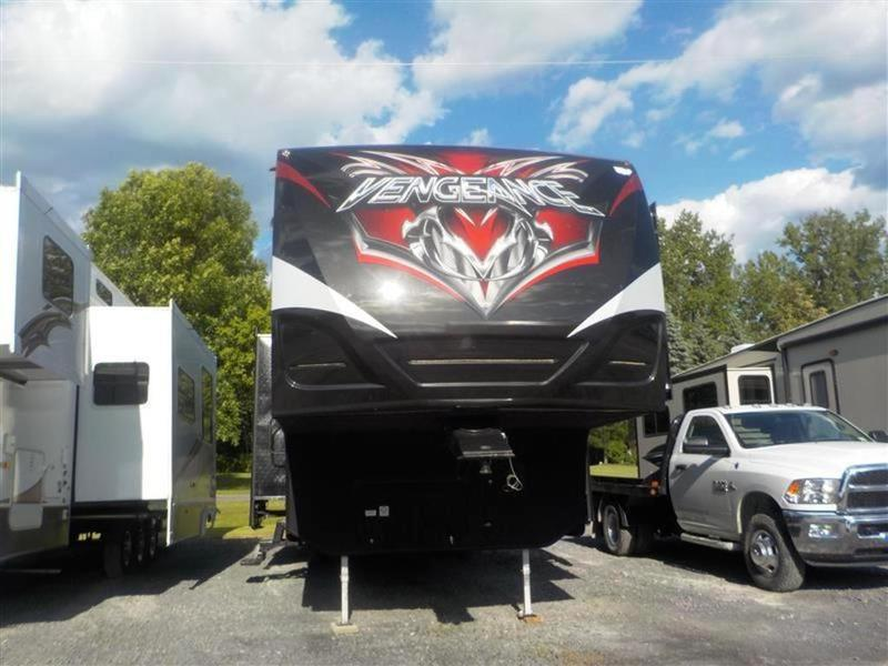 2014 Forest River, Inc. Cherokee Vengeance 320A