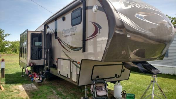 2014 Forest River CRUSADER 325RES
