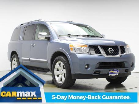2012 nissan armada sl cars for sale. Black Bedroom Furniture Sets. Home Design Ideas