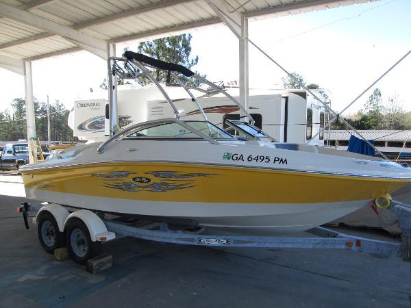2007 Sea Ray 195 Sport