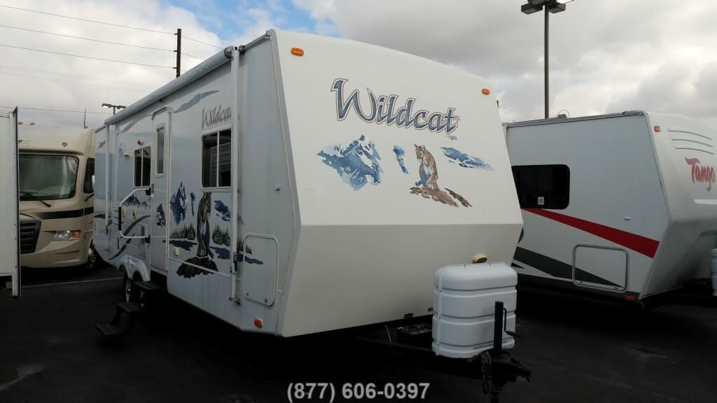 2008 Forest River Wildcat 26FBS