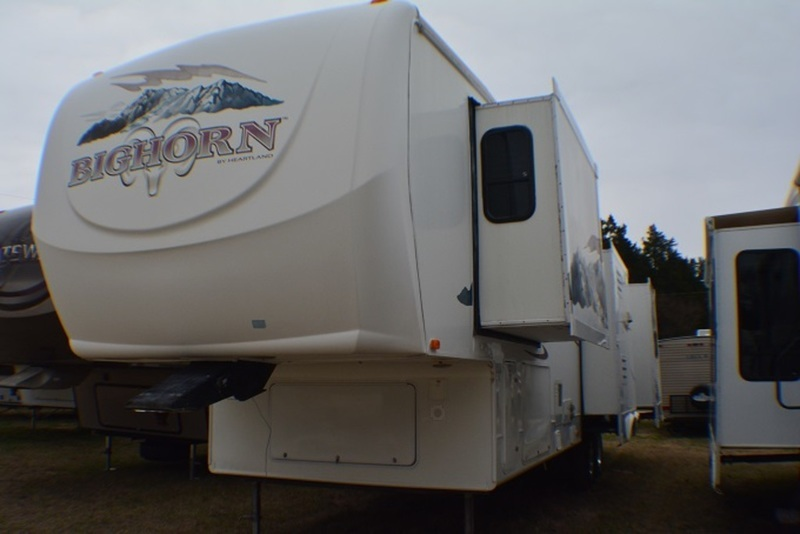 2007 Heartland Bighorn 3670RL
