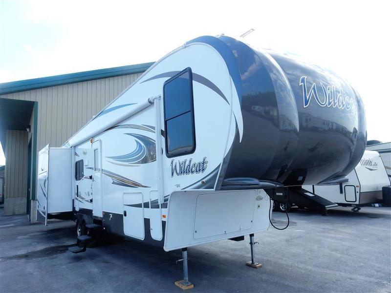 2013 Forest River, Inc. Wildcat 317 RL
