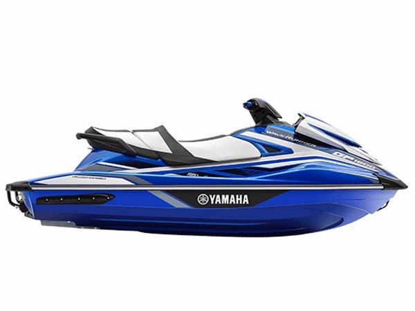 2017 Yamaha Waverunner GP1800