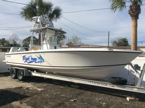 Whitewater Openfish Boats For Sale