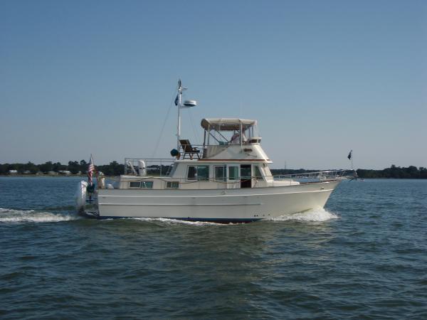 2005 Mariner Yachts Orient