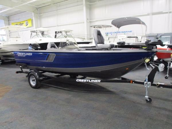 2017 Crestliner 1650 Fish Hawk Side Console
