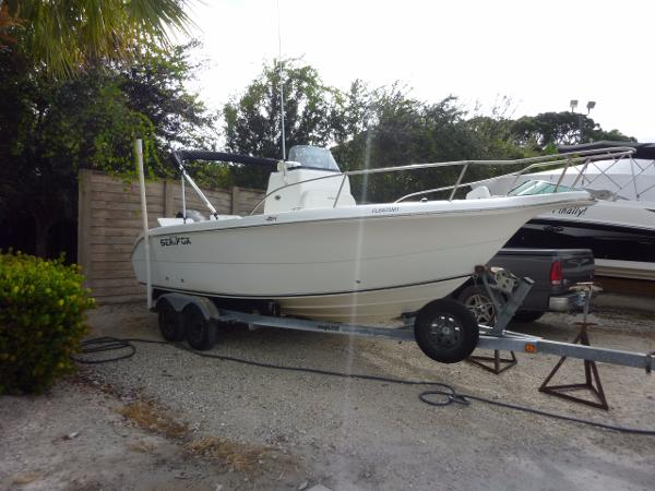 2005 Sea Fox 210 CC, 0