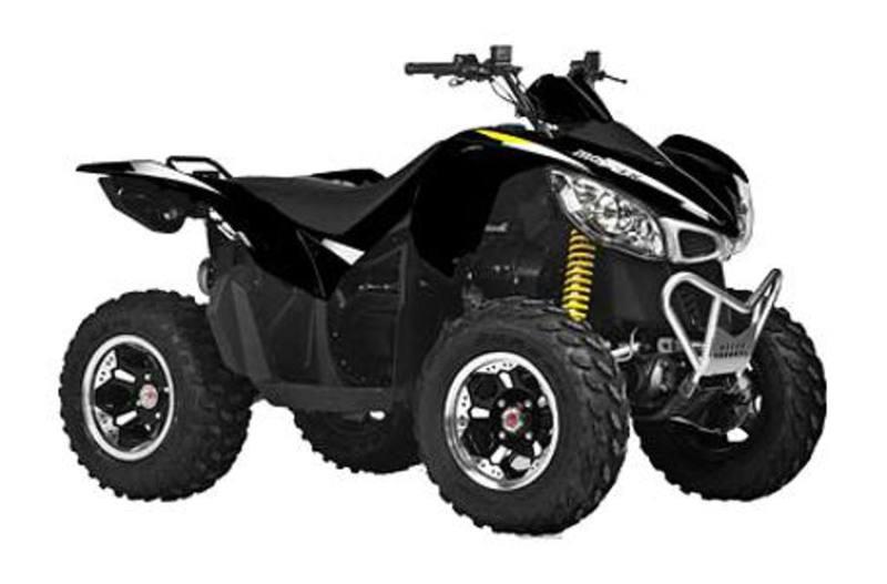 2015 Kymco Maxxer 450i