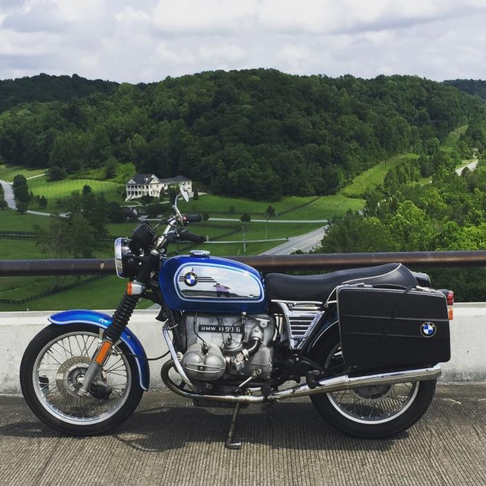 1976 Bmw R90 6 Motorcycles For Sale