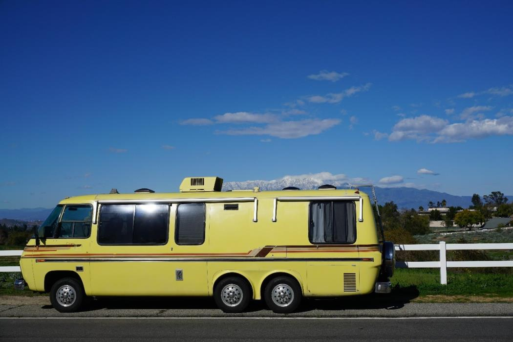 Gmc rvs for sale in California