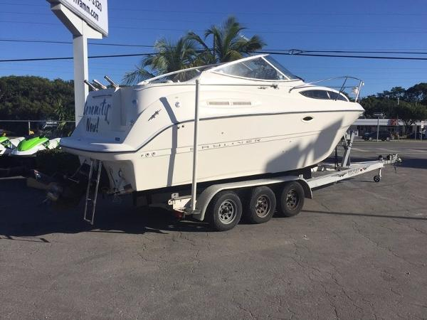 2005 Bayliner 245 Sunbridge, 1