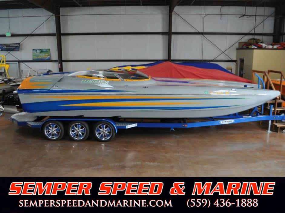 2009 Eliminator 28 ft. Daytona Speedster