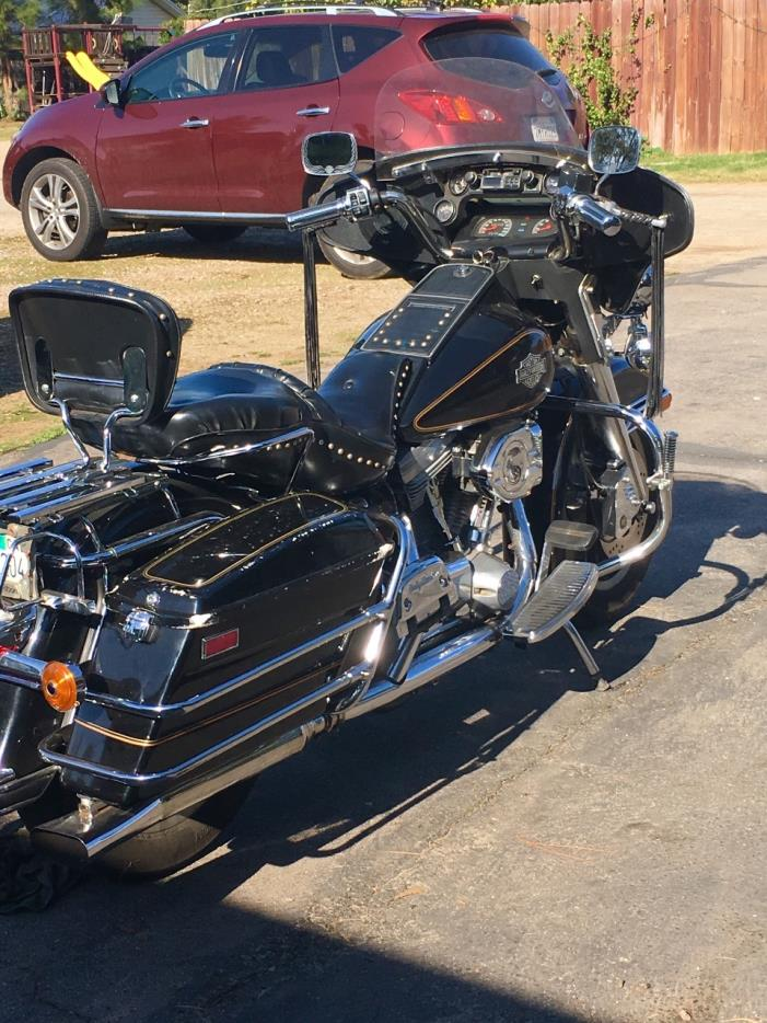 1986 Harley-Davidson ELECTRA GLIDE ULTRA CLASSIC