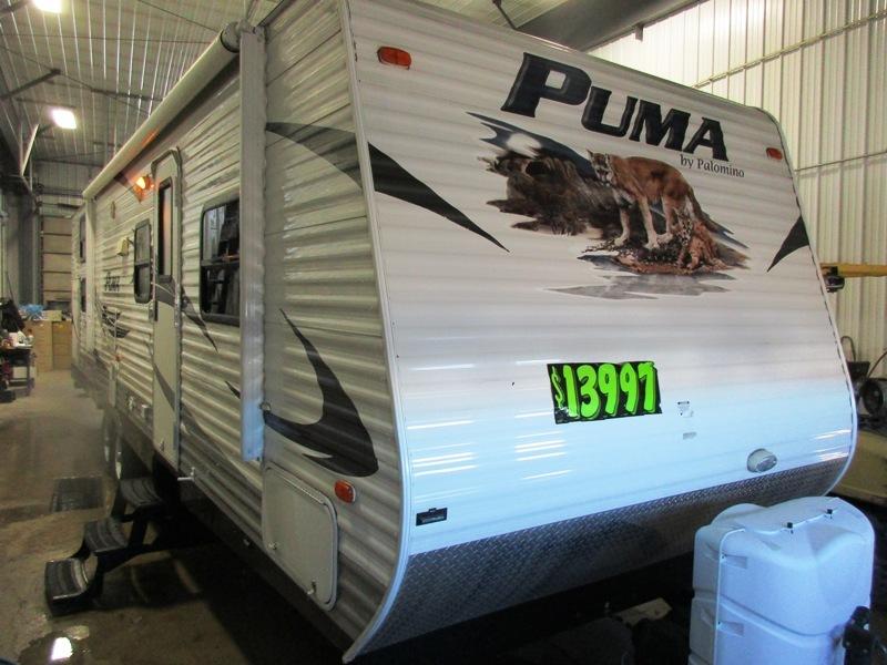 2011 Palomino PUMA 30DBSS