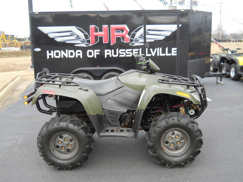 2008 Arctic Cat 500 4x4