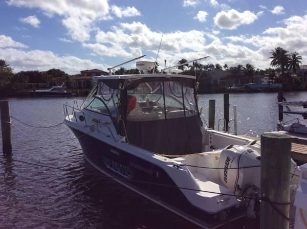 2007 Wellcraft 290 Coastal  NICE NICE NICE