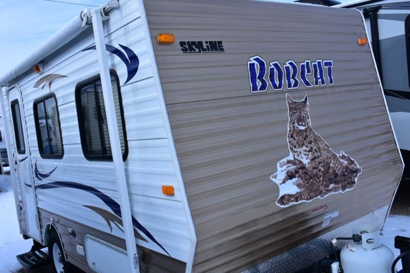 2012 Skyline Bobcat 140B