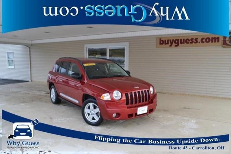 2010 Jeep Compass Latitude