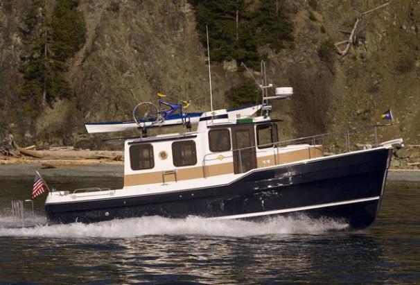 2011 Ranger Tug R29