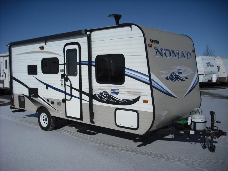 2015 Skyline Nomad 188