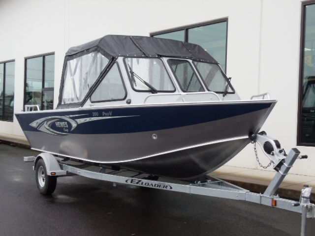 Hewescraft Pro V Boats for sale