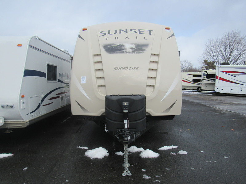 2016 Crossroads Rv Sunset Trail Super Lite ST320BH