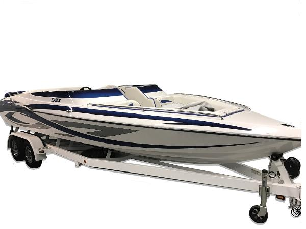 2016 ESSEX PERFORMANCE BOATS 24 Valor