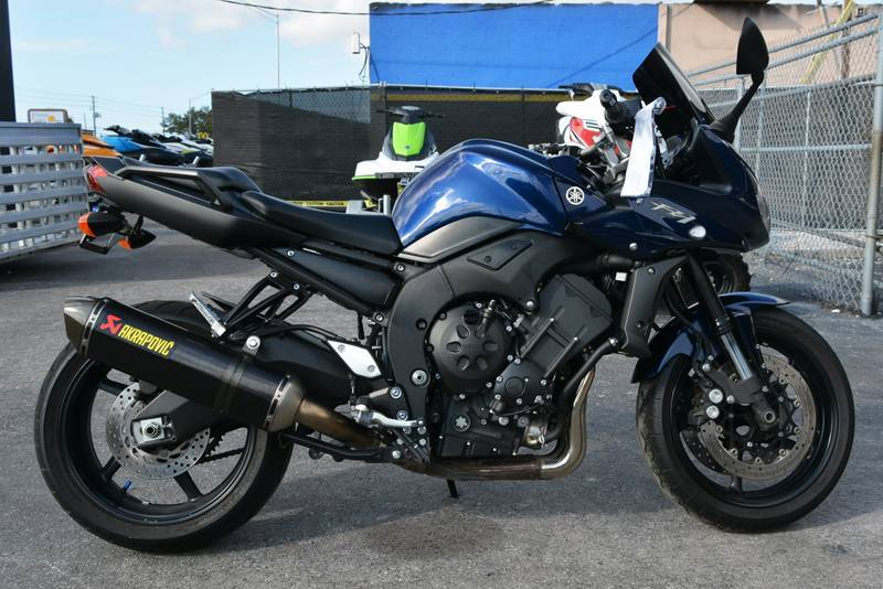 Yamaha fz1 motorcycles for sale in clearwater florida for Yamaha motorcycle for sale florida