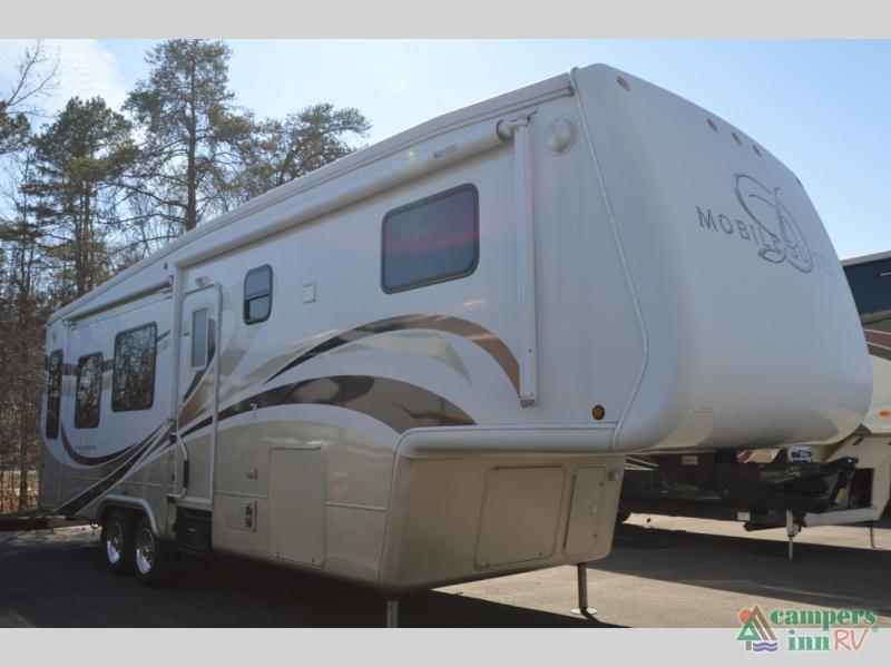 2008 DRV LUXURY SUITES Mobile Suites 32 TK3