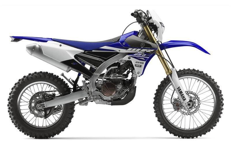 2015 Yamaha YZ250 F