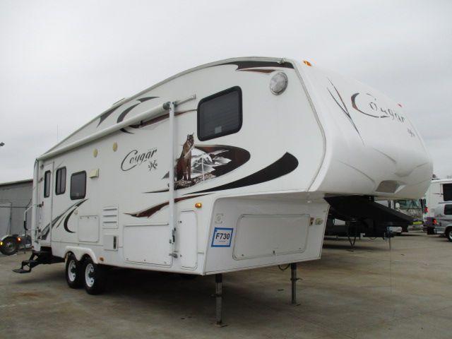 2009 Keystone Cougar 276RLS