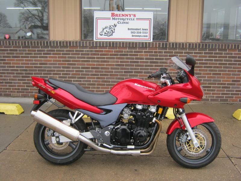 Kawasaki Zr7s 750cc Motorcycles For Sale