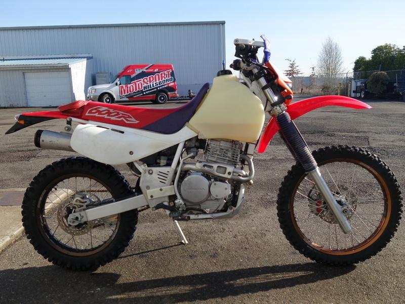 Honda Xr600r Motorcycles for sale